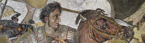 Alexander the Great in Priene