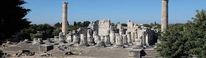 Didyma Apollo Temple