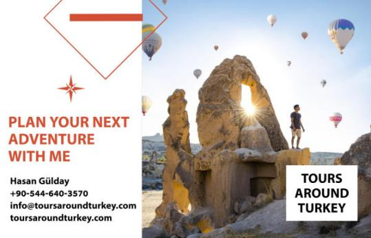 contact Turkish tour guide