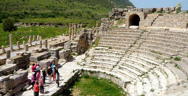 Odeon of Ephesus