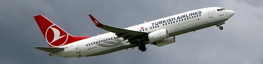 Domestic and International Flights in Turkey