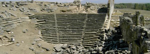 Aizanoi Theater