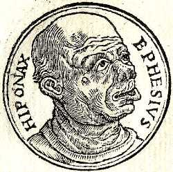 Hipponax of Ephesus