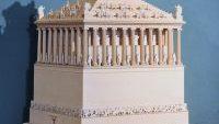 halikarnassos mausoleion