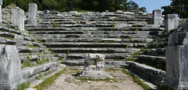 Bouleuterion of Priene
