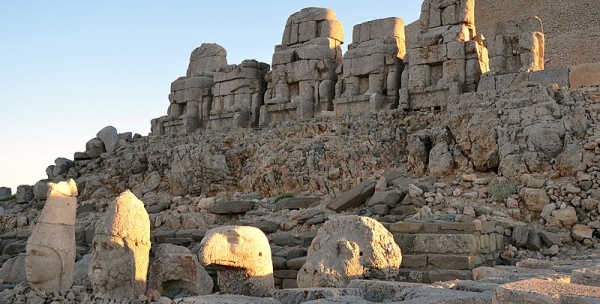 Gods of Mount Nemrut