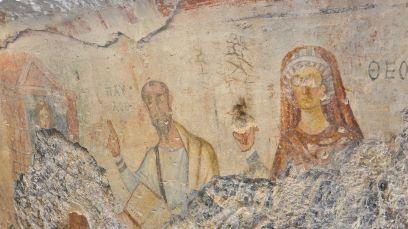 Grotto of Apostle Paul in Ephesus