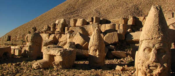 Nemrut Mountain Gods
