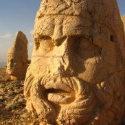 Nemrut Mountain Zeus