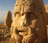 Nemrut Mountain Zeus