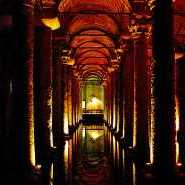 Cisterns of Istanbul