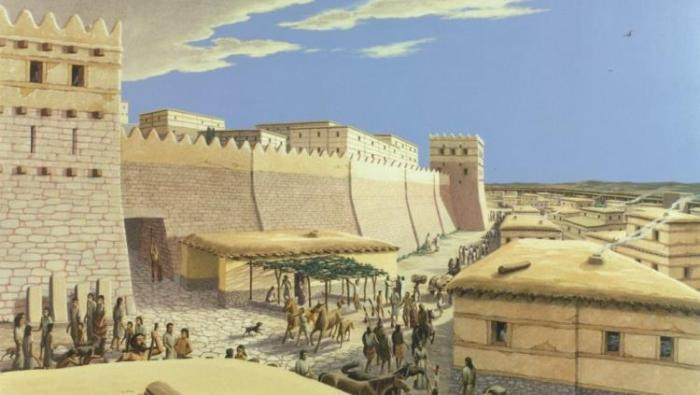 Reimagination of Daily Life in Troy