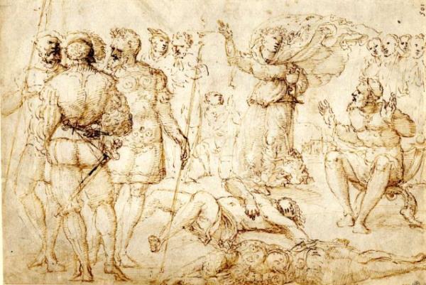 Aristodemus Against Saint John