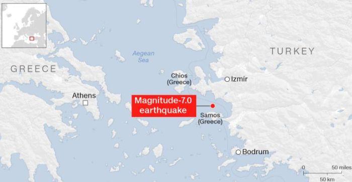 Turkey Earthquake Update