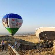 Hot Air Balloon Flights at Gobeklitepe