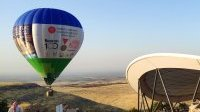 Hot Air Balloon Flights at Gobeklitepe