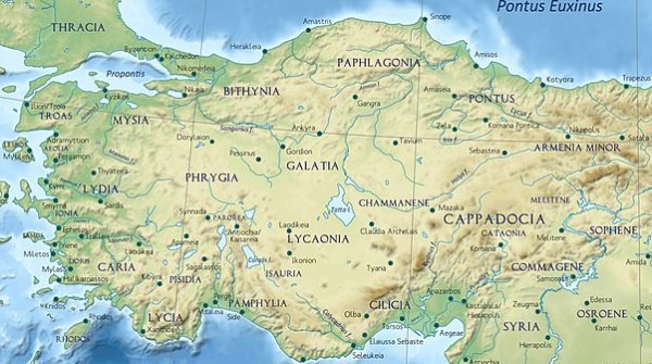 Roman Anatolia