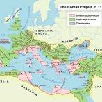 Map of Roman Empire Provinces
