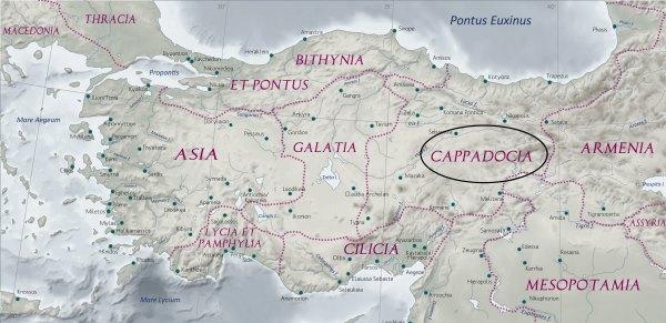 Roman Province of Cappadocia