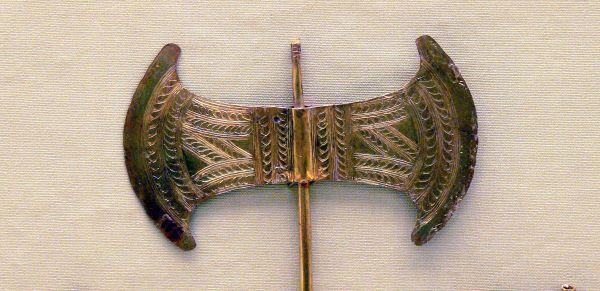 Carian Labrys Symbols in Ephesus