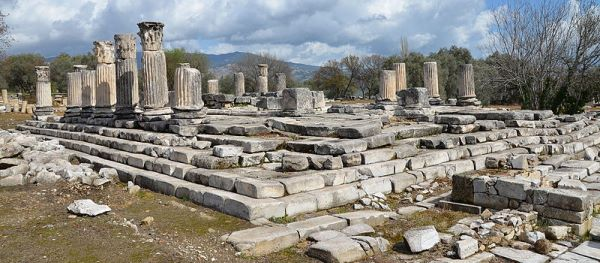 Temple of Hecate, Lagina, Caria