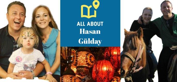 Hasan Gülday, Licensed Professional Turkish Tour Guide in Turkey