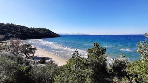 Dilek Peninsula National Park Kavakliburun Beach