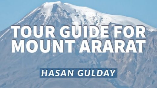 Tour Guide for Mount Ararat