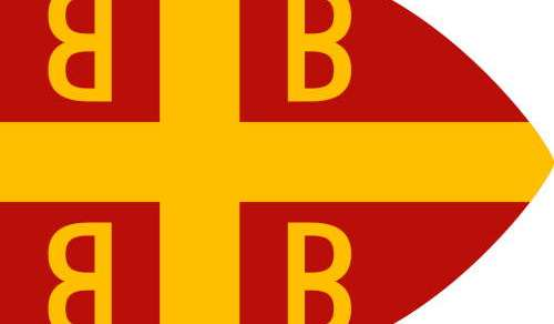 Flag of the late Byzantine Empire