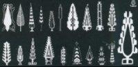 Tree of life Motifs on Turkish Carpets