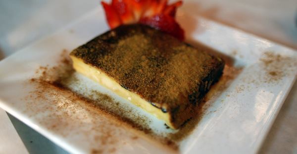 Kazandibi Dessert