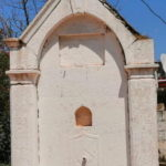 A fountain dating back to 1897 in Ahmetli Village nearby Ephesus