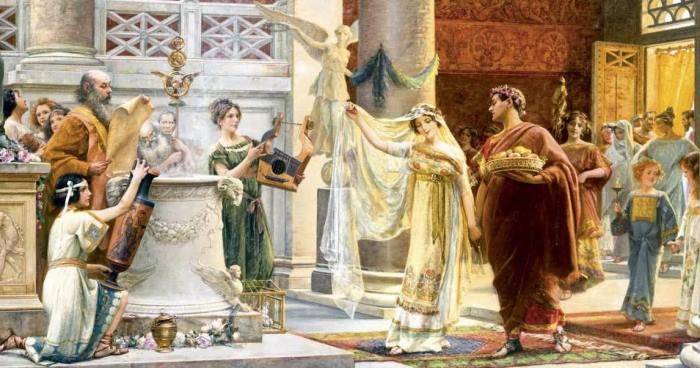 12 Interesting Wedding Traditions of Ancient Anatolia