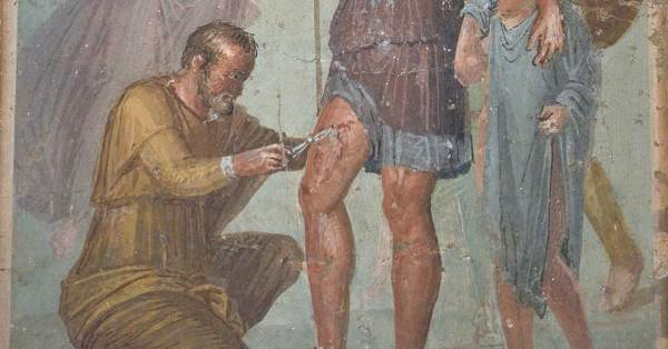 Wound care has to be done carefully