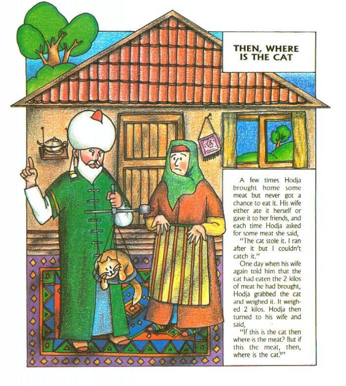 Nasreddin Hodja Story