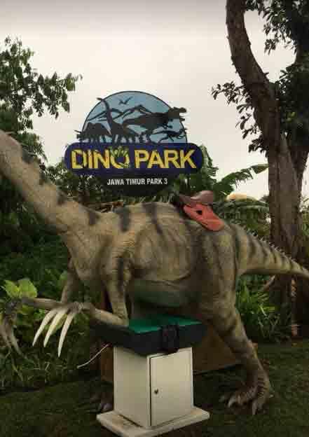 Inilah Harga Tiket Masuk Dino Park Jatim Park 3 Batu Juni
