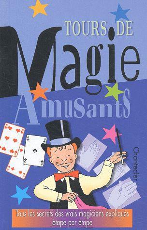 Tour De Magie Pour Enfants : magie, enfants, Livre