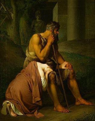 Krafft - Oedipe et Antigone