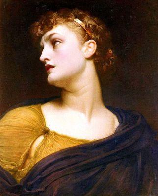 Frederic Leighton Antigone