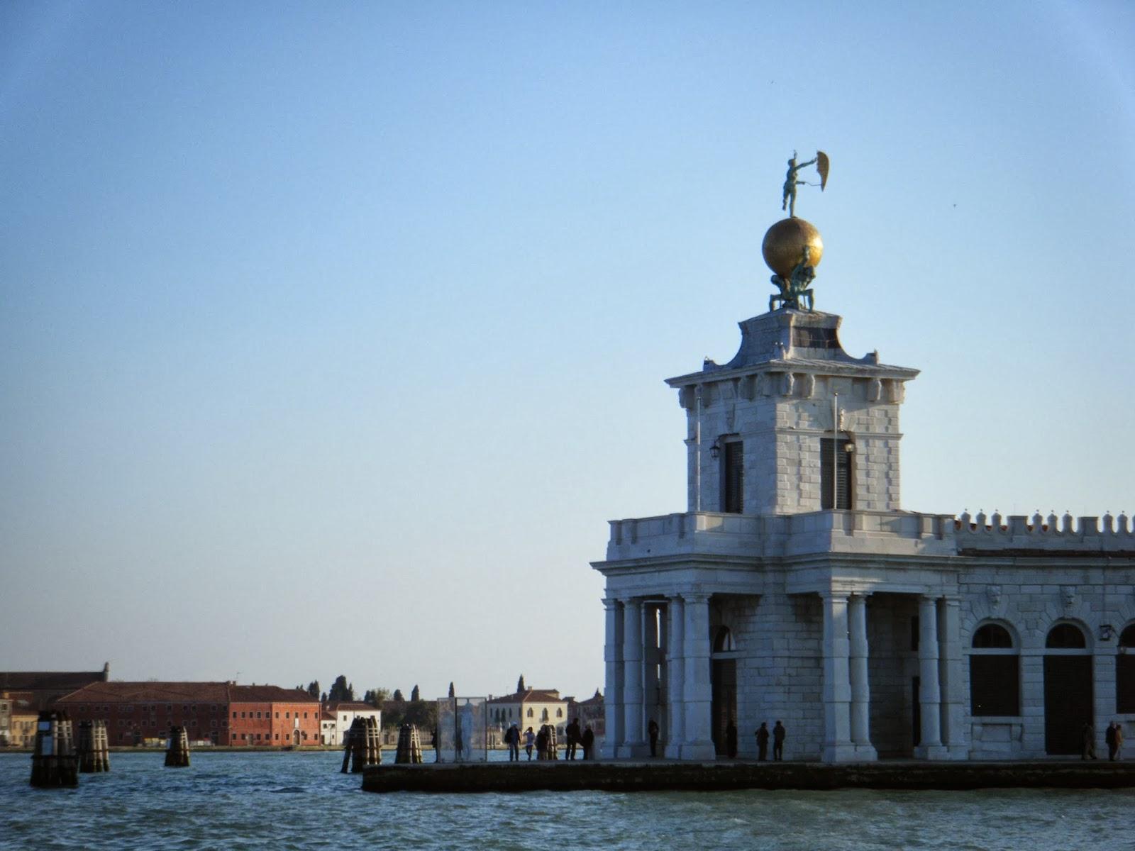 Que voir à Venise Dorsoduro pointe douane visiter