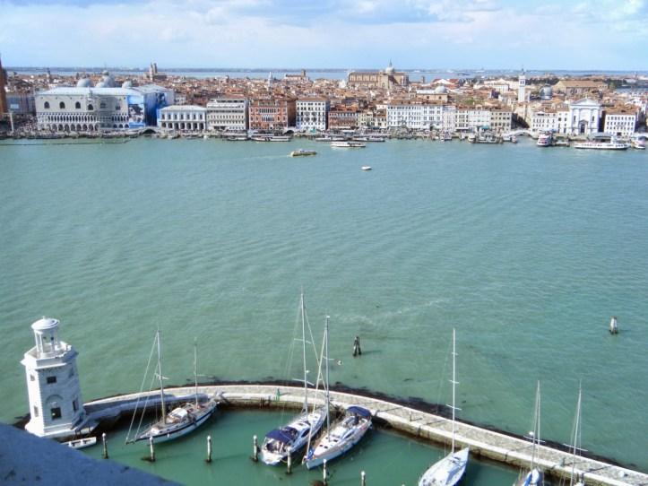 Venise visiter San Giorgio Maggiore