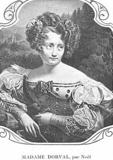 Marie Merle Madame Dorval