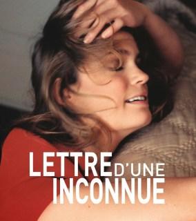 Lettre d'une inconnue festival d'Avignon 2014 Zweig Sarah Biasini