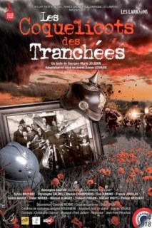 Les Coquelicots des tranchées Xavier Lemaire Festival d'Avignon 2014