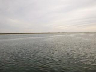 que visiter à Olhão lagune