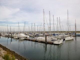 que visiter à Olhão, port