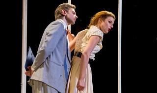 LA PEUR Stefan Zweig Mise en scène et adaptation : Elodie Menant