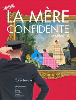 La mère confidente Marivaux festival Avignon Mise en scène : Xavier Lemaire