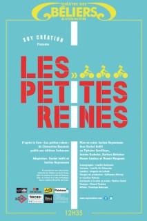 Les petites reines D'après le livre de Clémentine Beauvais Mise en scène Justine Heynemann