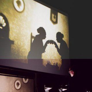 Ada / Ava  De la compagnie Manual Cinema